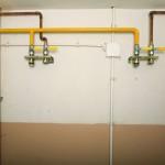 Podejścia do gazomierzy na korytarzach w systemie ProfipressG