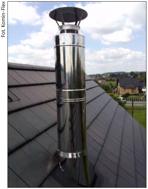 Niewiarygodnie Systemy kominowe do kotłów kondensacyjnych HV44