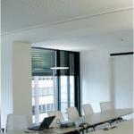 5 Do wszystkich pomieszczeń biurowych i sal konferencyjnych w budynku Westpol jest nawiewane klimatyzowane powietrze. Ponadto pomieszczenia te są wyposażone w sufity grzewcze/chłodzące